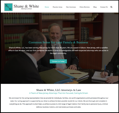 Shane & White Attorneys at Law